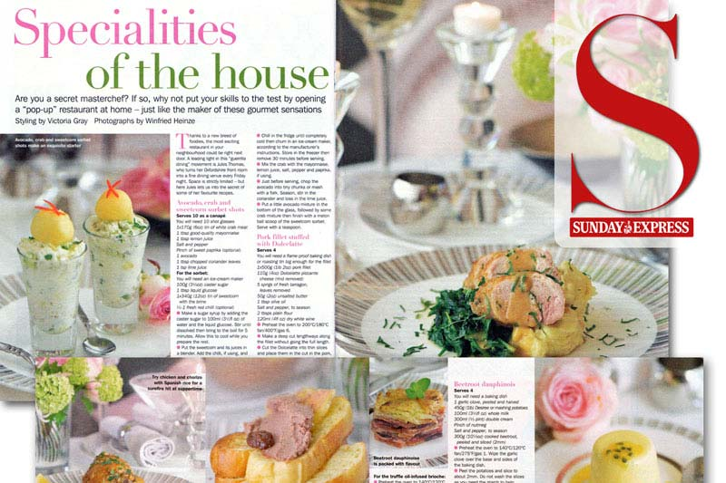 Sunday Express 'S' Magazine