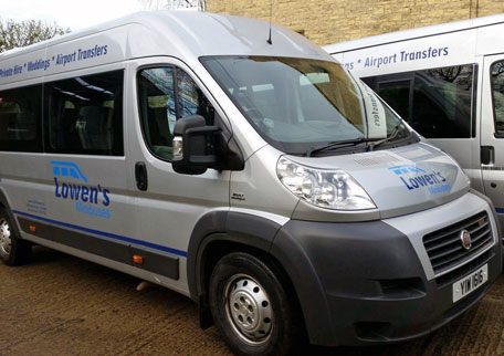 Lowens Mini Bus Hire