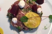 Tuna Tartar With Beetroot
