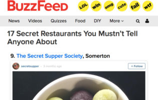 Featured On Buzzfeed