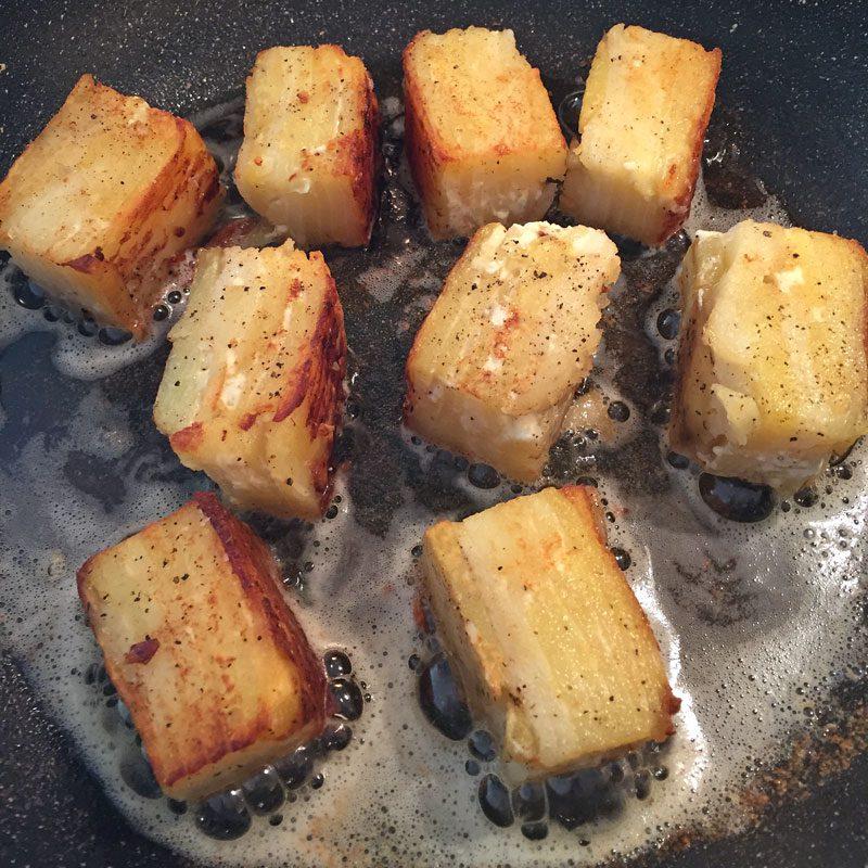 Pavé Potatoes
