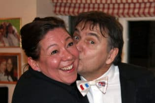 Raymond Blanc At The Secret Supper Society