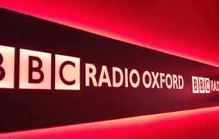 BBC Radio Oxford Sign