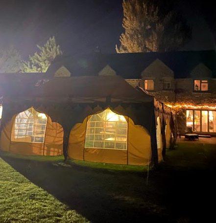 Raj Tent Indian Marque