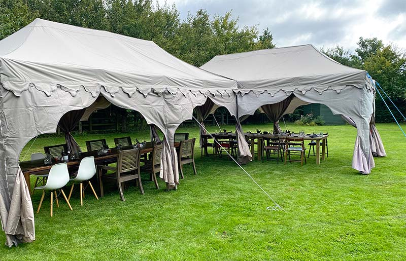 Raj Tents For Private Events