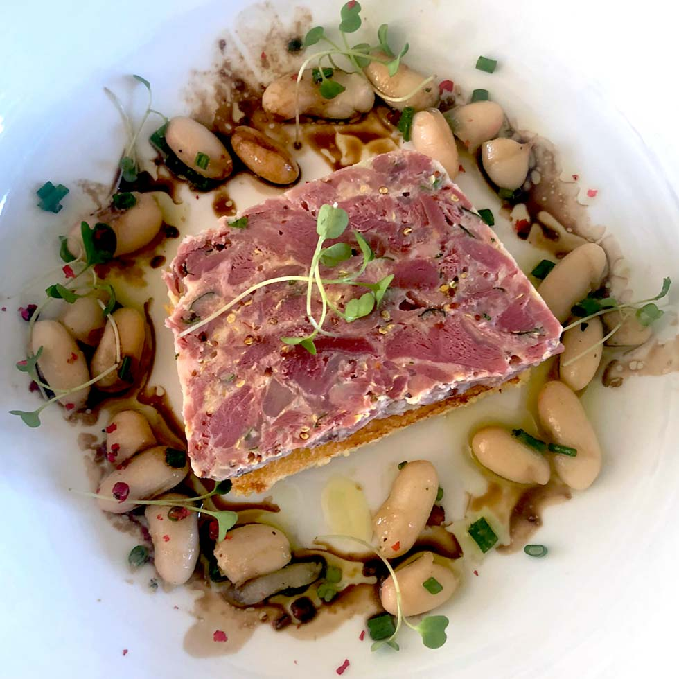 Pork Cheek Terrine